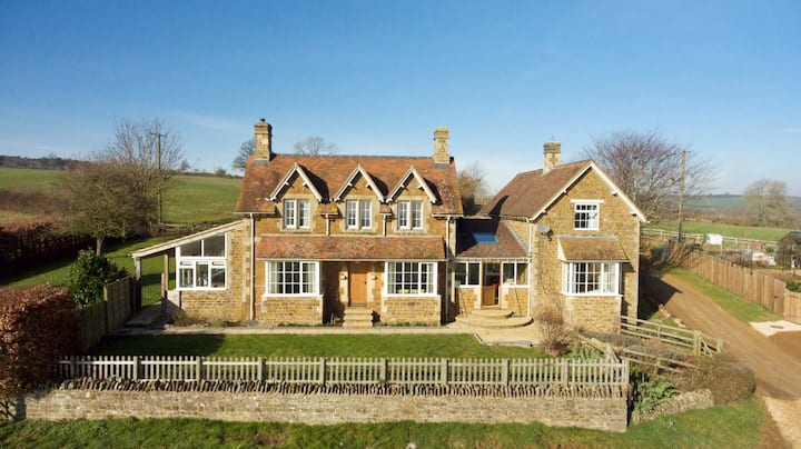Beautiful, Rural Cotswold Farmhouse