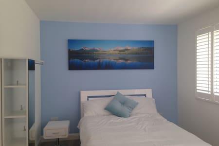 Comfortable Double bedroom (Gorm) - Stoneywood