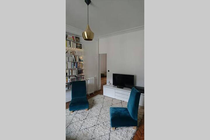 Marais Paris charmant 70 m2 en couple, en famille - Paříž - Byt