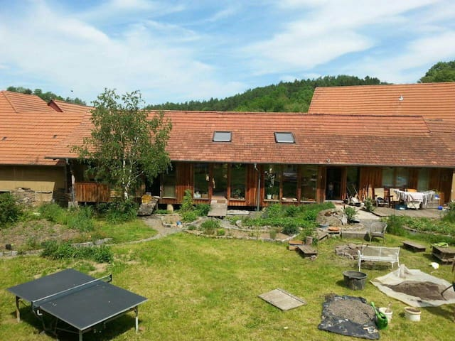 Alternatives Holzhaus - Reichelsheim (Odenwald)