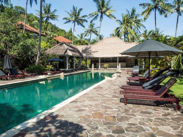 Villa 7, Secret Garden, Kerandangan, Senggigi