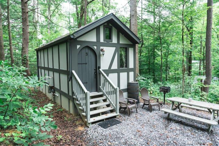Tiny Home Cottage Near the Smokies #3 Ingrid