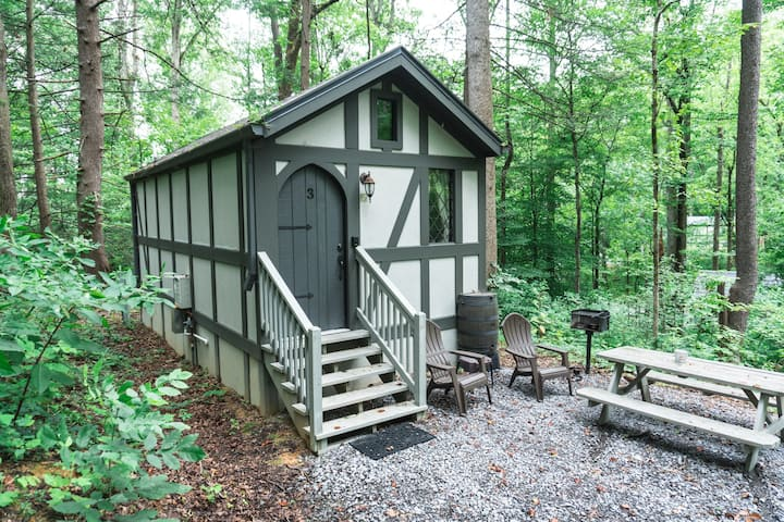 Tiny Home Cottage Near the Smokies #3 Ingrid