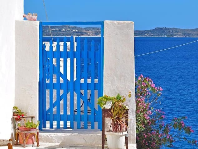 Aunties House - Cycladic with Elevated Seaview