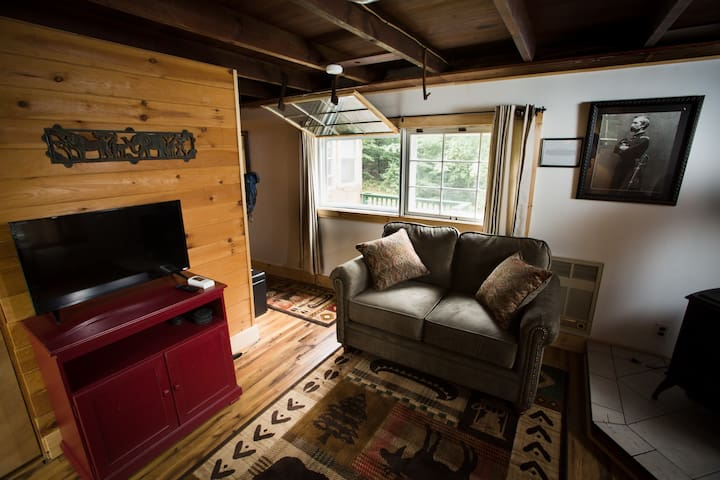 Longhill Camp, Sebago Maine