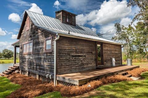 Cabin on Lake Nichols