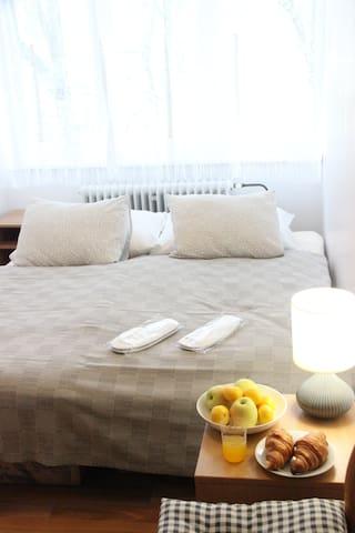 Ubytování pro 2 osoby v soukromém pokoji