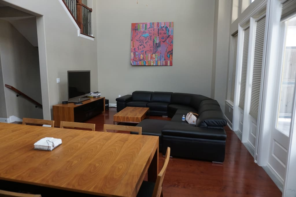 Second Floor Living