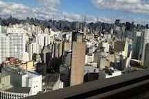 Featured tall building. Last floor. S.P, Brazil.