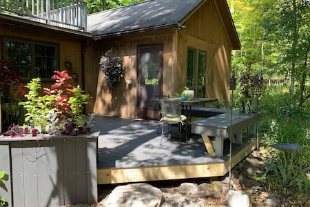 An Adorable Getaway in the Gunks!