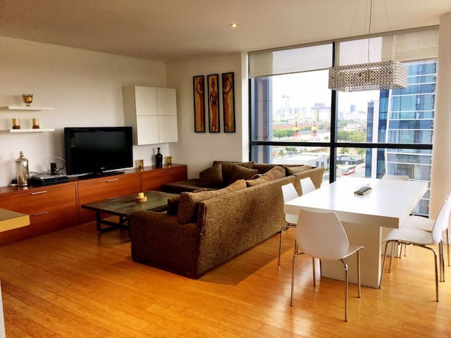 Great two bedroom in Puerto Madero - Buenos Aires
