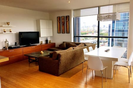 Great two bedroom in Puerto Madero - Buenos Aires - Huoneisto