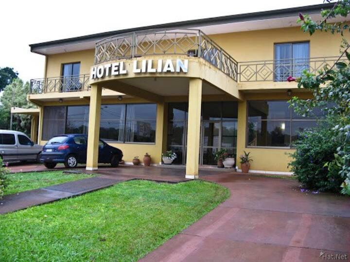 Hotel en pleno centro de Puerto Iguazú
