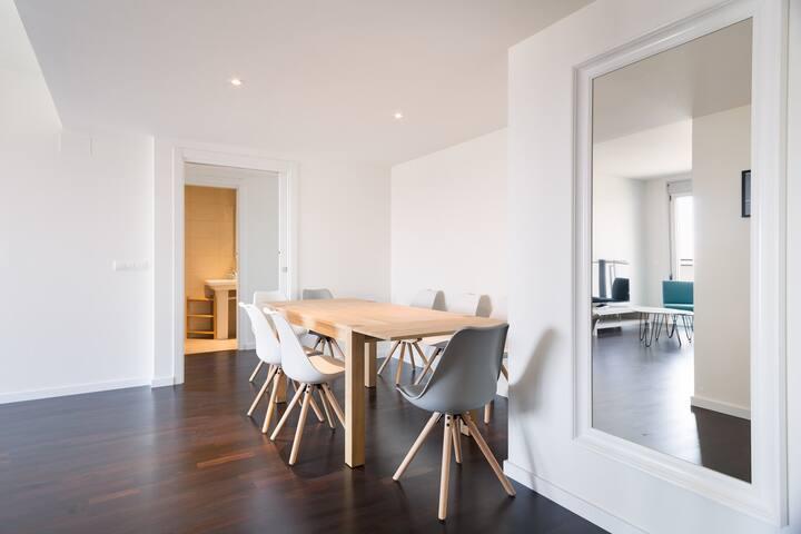 Olala Port Forum Apartment 4.2