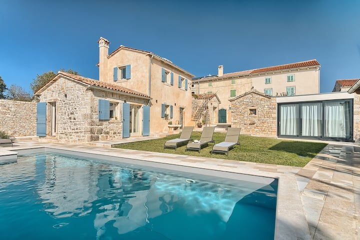 Villa Spirit of Istria near Rovinj