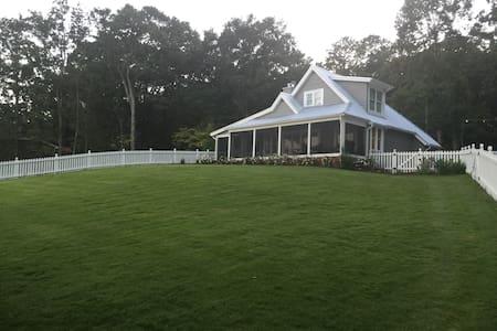 Lay Lake Alabama Cottage - Shelby - Casa