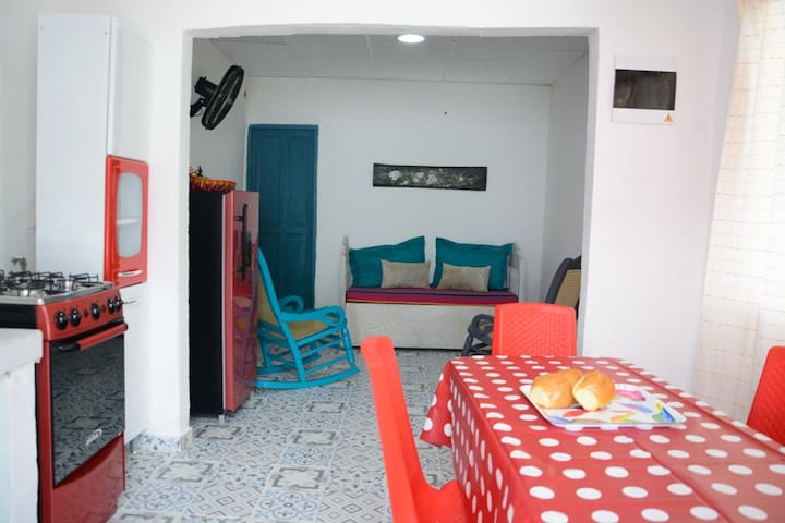 ★ Live like a local in GETSEMANI | 1Br apt ★