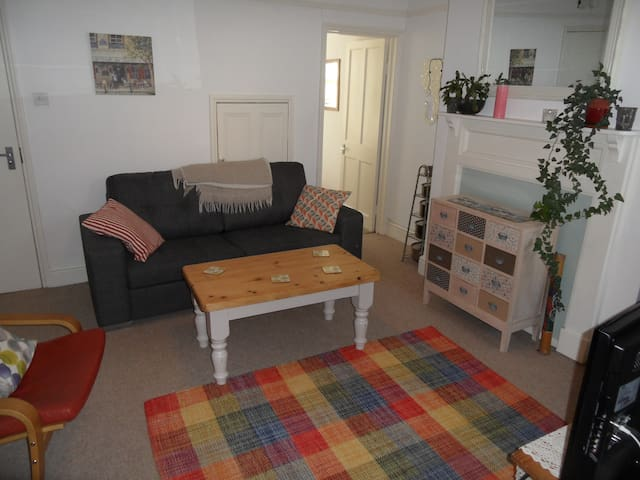 Great value, lovely garden flat, close to centre - Bristol - Lejlighed