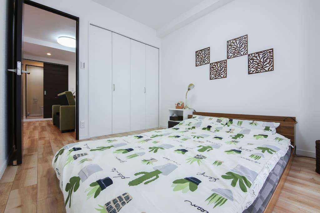 Bedroom 1, 卧室1