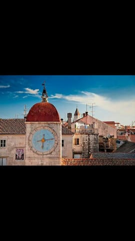 Old city Trogir