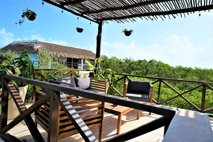 Cozy Apartment in Casa Chukum,  Holbox Island
