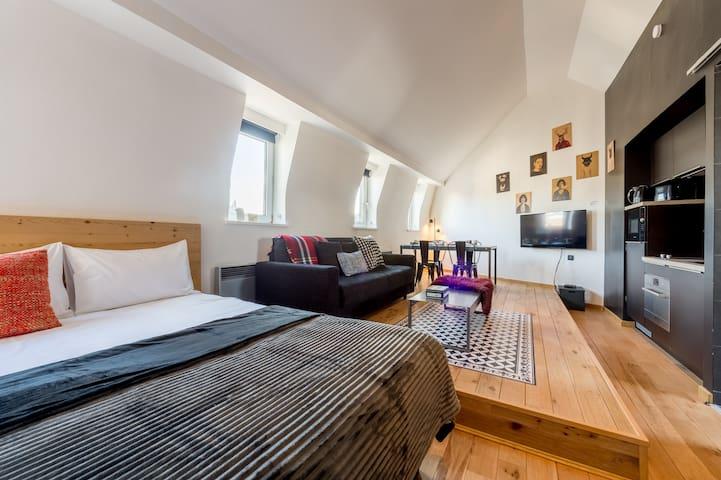 Smartflats Grand Sablon 401 - 1 bed - Sablon