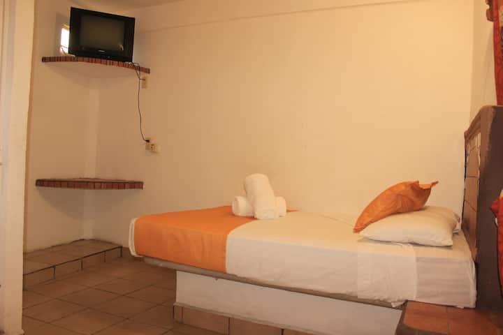 Habitacion hotelera en Casa Mexicana Melaque