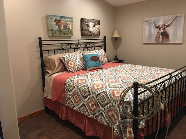 Pure luxury for any cowboy or cowgirl