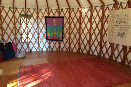 Earth Castle's Yurt - Grass Valley - Jurte