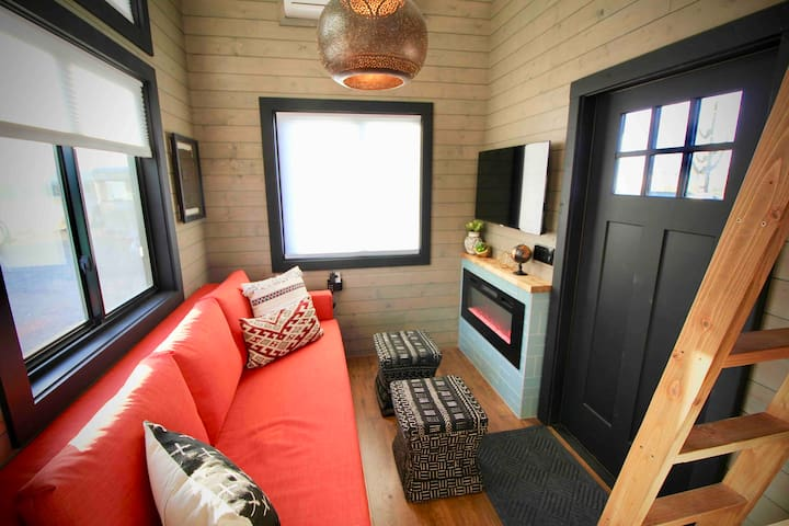 "Tiny Home ""The Gypsy"" in Tucson!"
