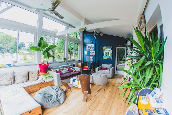 Bleubay room in Board 'n Breakfast - Labenne - Bed & Breakfast