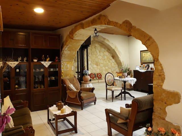 Athena's  traditional Villa