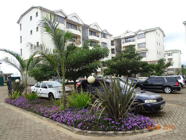 Your own serene apartment at Karen Nairobi - Karen - Appartement