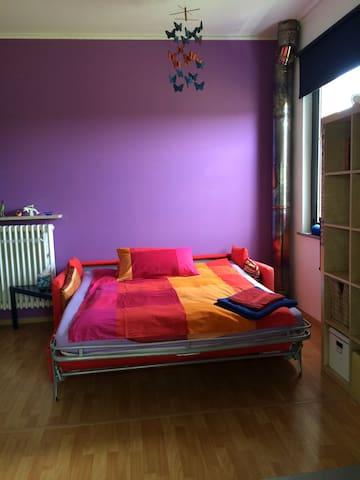 Camera doppia in casa privata - Somma Lombardo - Casa