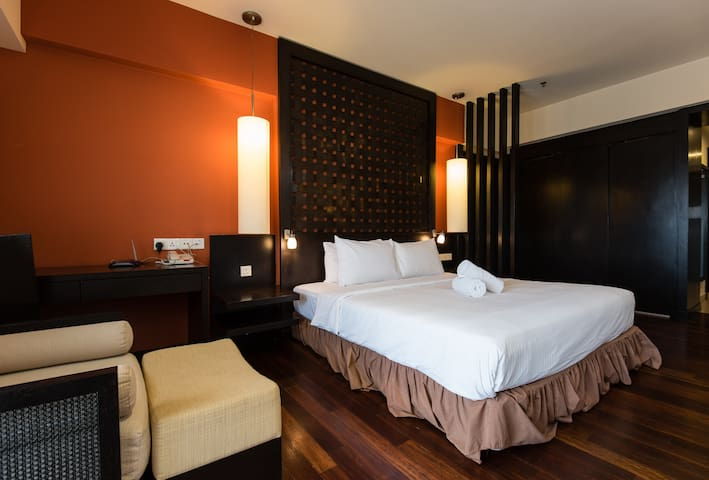 Lovely room with great location in Petaling Jaya