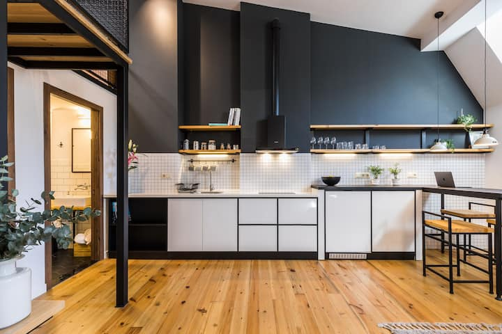 ☆ Industrial Design ☆ Loft+Mezzanine, ♥ of OldTown