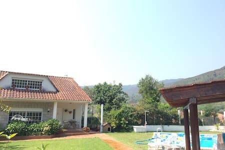 Casa con piscina en el río Miño. - Pontevedra