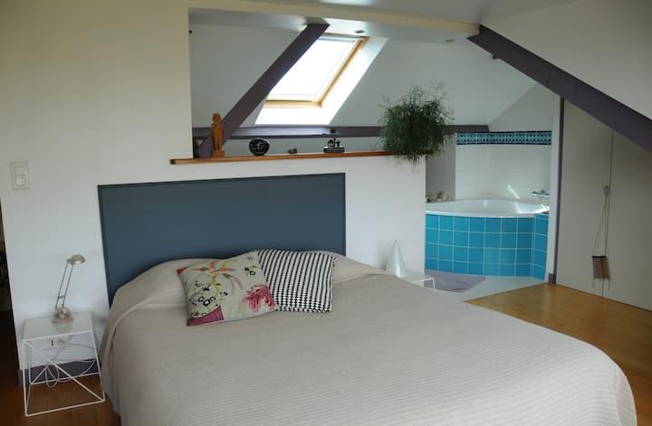 Nantes dupleix piscine chauffée
