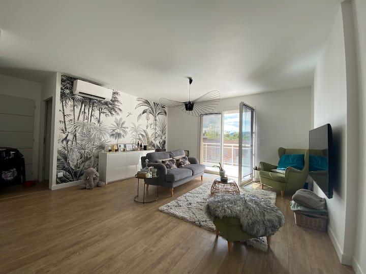 Appartement neuf sur lescar