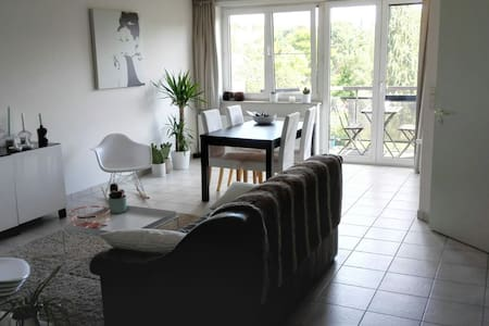 Nice room in centrally located and quite apartment - Leuven