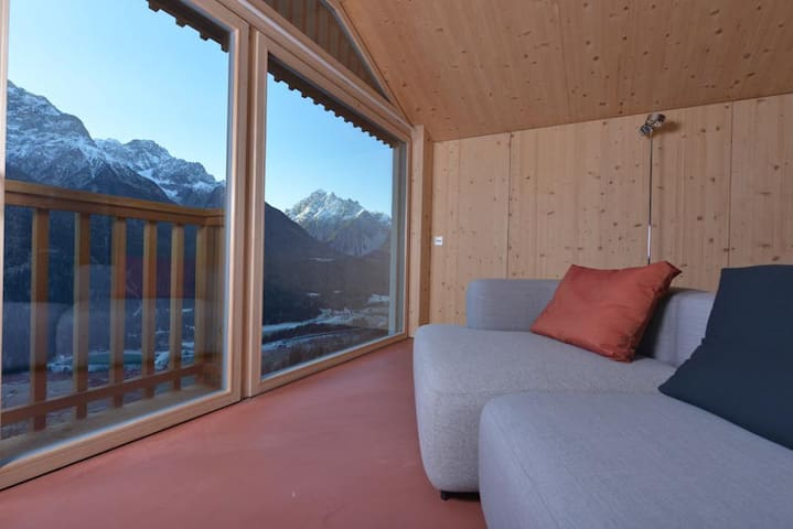 Alpenloft Loft Nr 8, in 7554 Sent - Scuol - Loft