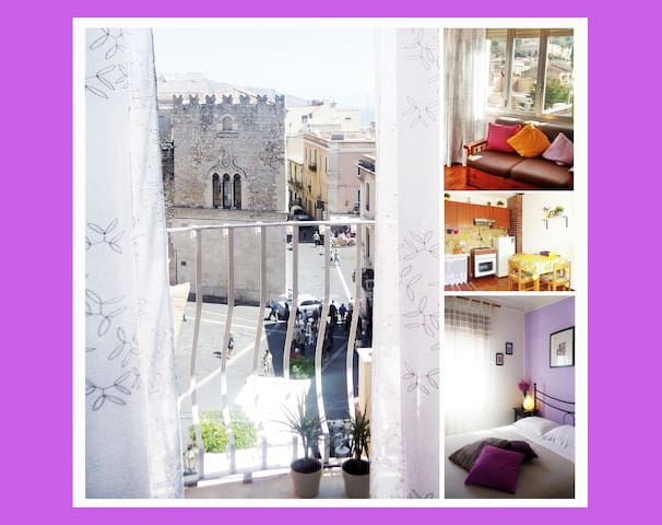 Casa Lucia - The historic center - Taormina - Apartmen