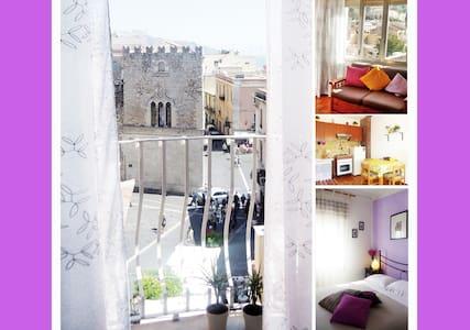 Casa Lucia - The historic center - Taormina - Huoneisto