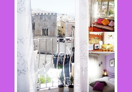 Casa Lucia - The historic center - Taormina - Apartment