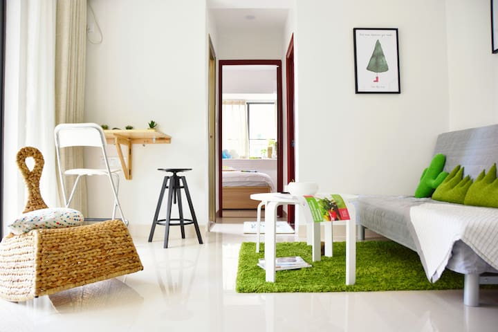 M!NTS(city centre, Quiet, Host English Speaking) - Xiamen - Appartement