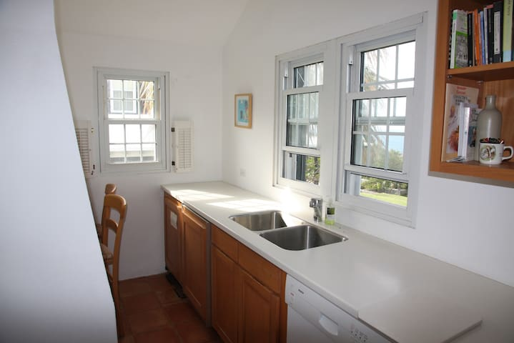 Millwood Cottage Bermuda: quaint and charming - Flatts Village - Guesthouse