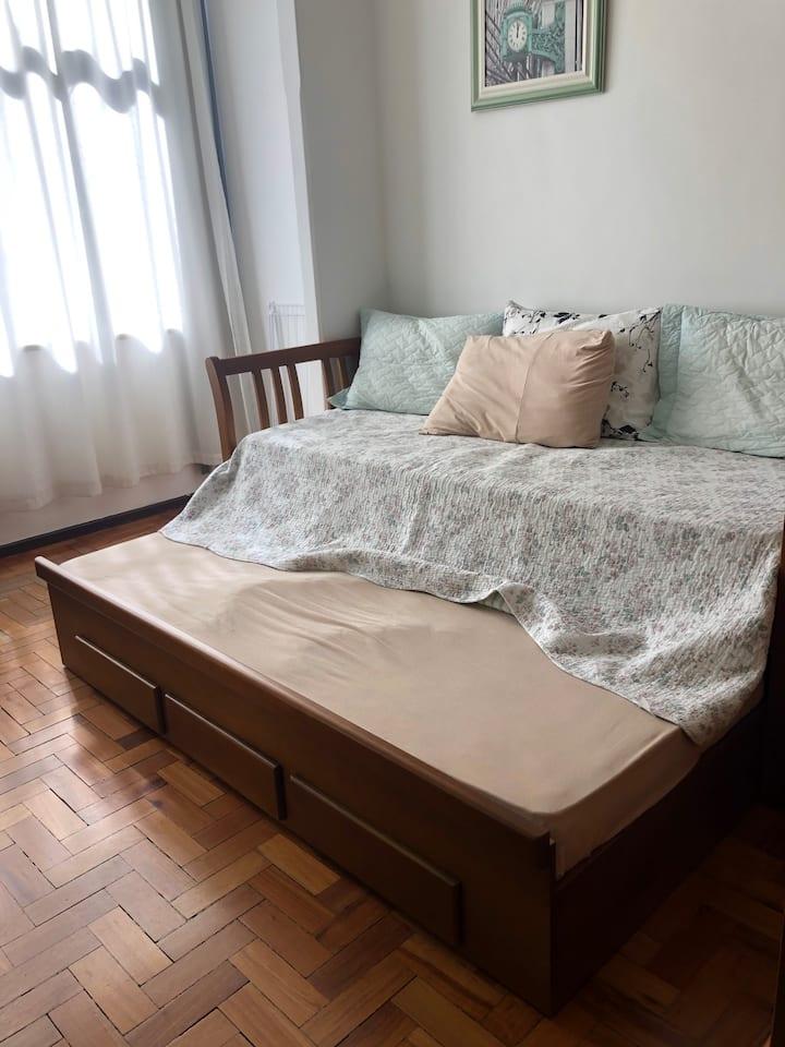 Apartamento no Centro de Teresópolis