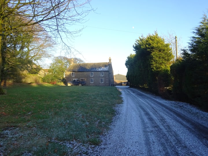 Farmhouse Accommodation in Stunning Countryside