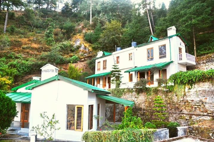 Kosha Private Cottages with View
