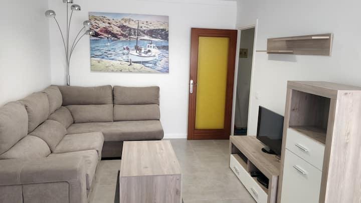 Cómodo piso céntrico ideal para familias